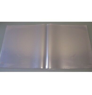 10 12  Double Gatefold Double Glass Clear Pvc Strongest Record Sleeves Covers • 16.99£