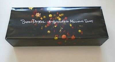 SNOW PATROL A Hundred Million Suns 2008 UK Promo Only Telescope, Boxed • 150£
