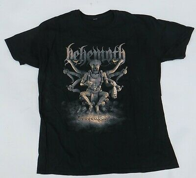 Behemoth - The Apostasy - 2009 T-shirt - Official - Size L - Excellent • 11.99£