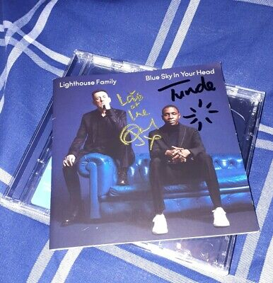 The Lighthouse Family Blue Sky In Your Head New Cd Album Greatest Hits Xmas Gift • 59.99£