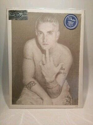 Eminem Strictly Limited Collectors Print By Artist George Adams • 18£