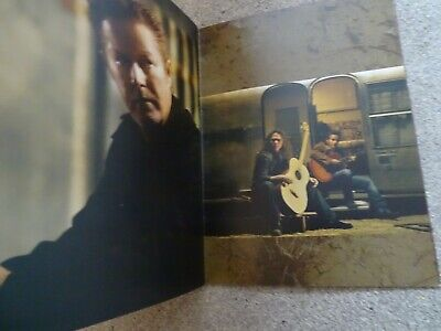 The Eagles - Tour Programme - Long Road Out Of Eden World Tour 2009 • 9£