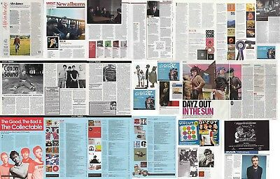 BLUR : CUTTINGS COLLECTION - Interviews Adverts  • 4.40£