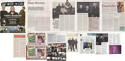 HAPPY MONDAYS : CUTTINGS COLLECTION - Interviews  • 5£