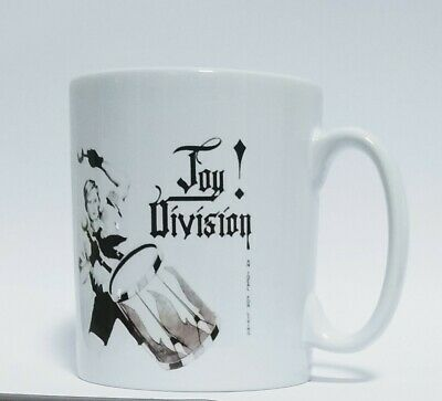 Joy Division Ideal For Living Unknown Pleasures Inspired Mug Brand New • 5.99£