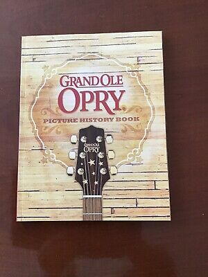 Grand Old Opry Picture Book • 15£