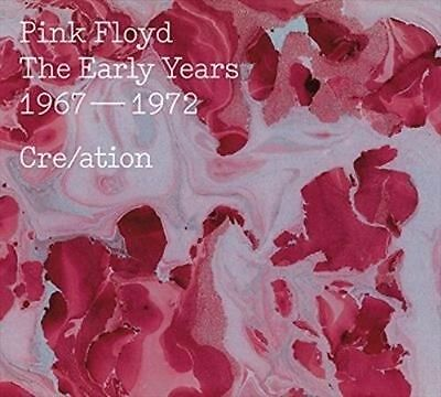 PINK FLOYD The Early Years 1967-1972 Cre/ation 2CD BRAND NEW • 17.20£