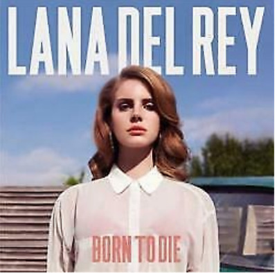 Lana Del Rey - Born To Die  - Vinyl Lp - New And Sealed  • 16.95£
