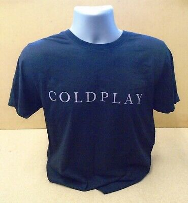 COLDPLAY Live At The Natural History Museum Limited Numbered T-shirt Medium • 45£