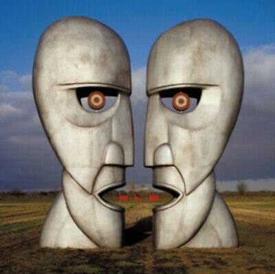 Pink Floyd - The Division Bell 2 X  Vinyl Lp - New & Sealed • 17.95£