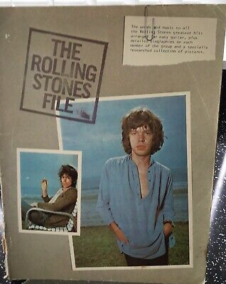 Rolling Stones File • 5£