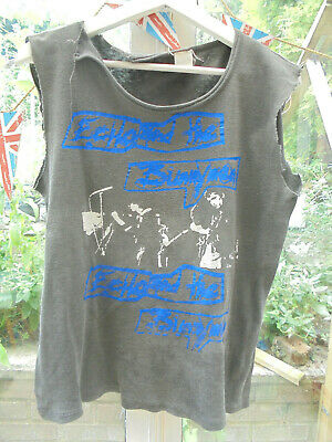Echo And The Bunnymen Vintage Original T Shirt Size M 1980 • 6£