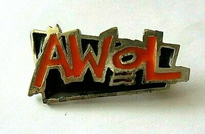Awol Enamel Lapel  Badge • 4.99£