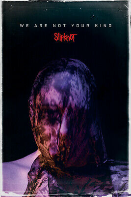 Slipknot We Are Not Your Kind Maxi Poster 24  X 36  • 6.99£