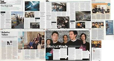 SNOW PATROL : CUTTINGS COLLECTION - Interviews • 3.70£