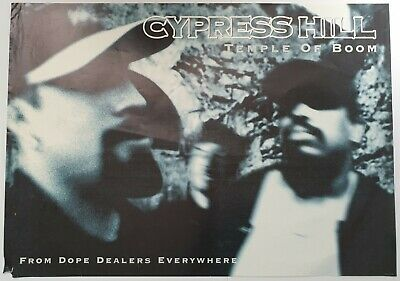 Cypress Hill Vintage Original Large Poster From Dope Dealers Everywhere Hip Hop  • 30£