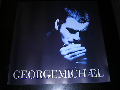 Original George Michael Promotional Poster - The Older Ep Single • 8.95£