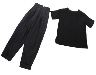 RARE Michael Jackson Owned And Worn Black Pants & Shirt W/ Documentation • 1,111.23£