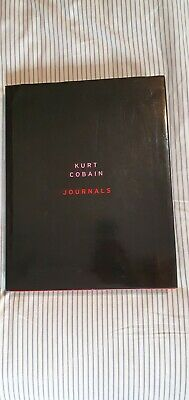 Kurt Cobain Journels • 12£