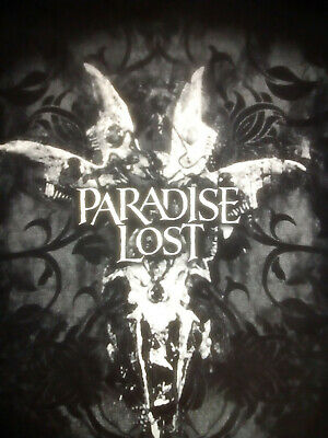 Paradise Lost Rare T-shirt Large - Heavy Metal Goth • 2.99£
