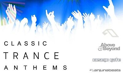 TRANCE CLASSICS AND CLUB ANTHEMS - 6.59GIG - 437 TRACKS MP3 Instant Download • 6£