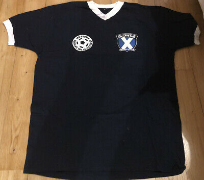 Ian Brown /The Stone Roses - Official MOTS Promo Scotland Shirt , Size Large • 9.99£