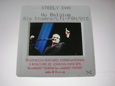 STEELY DAN  35mm Promo Press Photo Slide #17143 • 4.99£