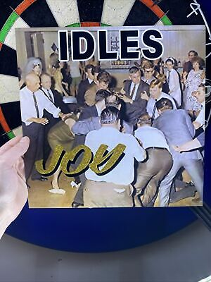 Idles Poster • 2.40£