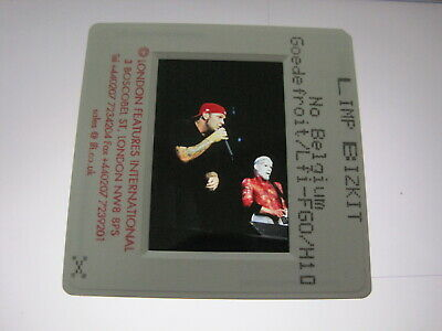 LIMP BIZKIT  35mm Promo Press Photo Slide #3703 • 4.99£