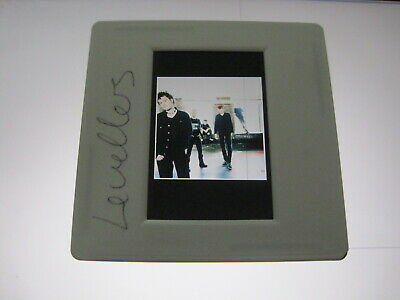 THE LEVELLERS  35mm Promo Press Photo Slide #3729 • 4.99£
