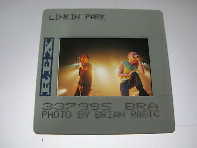 LINKIN PARK  35mm Promo Press Photo Slide #3733 • 4.99£