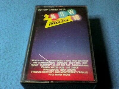 Now 10 - Now That's What I Call Music 10 Double Cassette Tape - Excellent Condit • 5.95£
