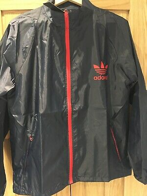 Ian Brown, Wanna Be Adored, 25th Anniversary Spike Island Cagoule, Size L • 30£