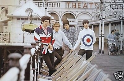 The Who Roger Daltrey Early Days 10x8 Photo MODS • 5.99£
