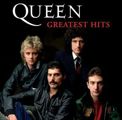 Queen Greatest Hits BRAND NEW CD • 8.99£