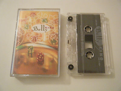 Belly King Cassette Tape Pixies Breeders Throwing Muses 4ad 1995 • 14.99£