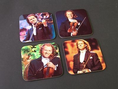 Andre Rieu Fantastic New COASTER Set • 7.99£
