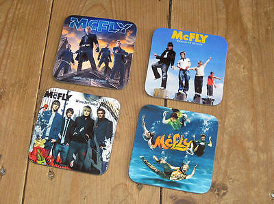 Mcfly Great New Album Cover COASTER Set • 7.99£
