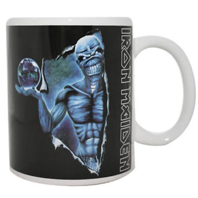 Iron Maiden - Different World Logo - Official Boxed Mug  • 6.99£