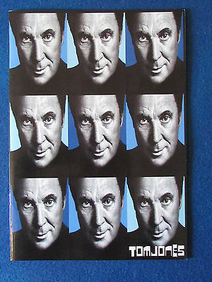 Tom Jones - Concert Tour Programme - 2003 • 9.99£