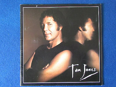 Tom Jones - Concert Tour Programme - 1987 • 9.99£