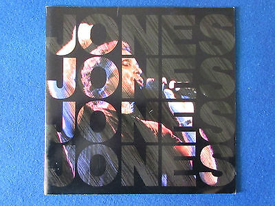Tom Jones - Concert Tour Programme - 1991 • 9.99£