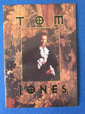 Tom Jones - Concert Tour Programme - 1994 • 9.99£