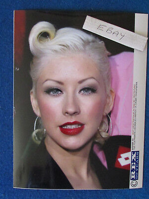 Original Press Photo - 8 X6  - Christina Aguilera - 2005 - B • 9.99£