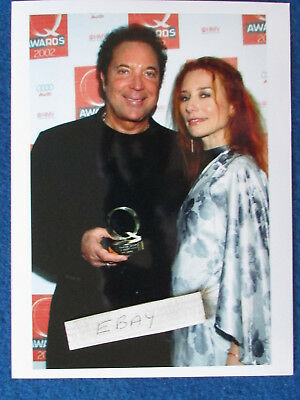 Original Press Photo - 8 X6  - Tom Jones & Tori Amos - 2002 • 9.99£