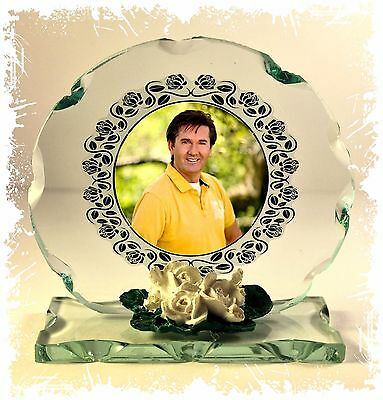 Daniel O'Donnell Glass Photo Custom Made Edition  Perfect Gift For The Fan • 27.45£