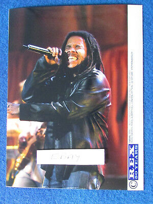 Original Press Photo - 8 X6  - Stephen Marley - 2005  • 5.99£