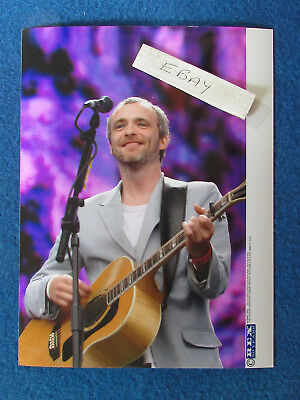 Original Press Photo - 8 X6  - TRAVIS - Fran Healy - 2005 - G • 5.99£