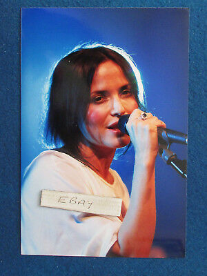 The Corrs - Andrea Corr - 9 X6  Photo - B - See Description • 5.99£