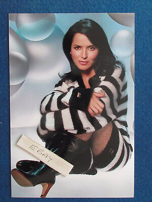 The Corrs - Andrea Corr - 9 X6  Photo - A - See Description  • 5.99£
